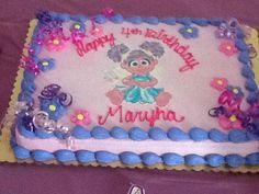 abby cadabby birthday cake.