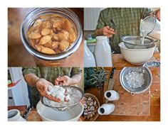 """Homemade almond milk from Dr. Junger's """"Clean"""" blog."""