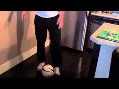 Soccer Tips - At Home Soccer Challenge - How To Improve Soccer Dribbling...