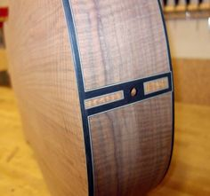 Time for another Kostal build thread … Modified Dreadnought - Page 5 - The Acoustic Guitar Forum Classical Acoustic Guitar, Acoustic Guitars, Guitar Inlay, Resonator Guitar, Guitar Neck, Guitar Building, Beautiful Guitars, Guitar Design, Custom Guitars