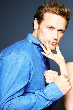 Sam Heughan | Entertainment Weekly, Comic Con 2017: Exclusive portraits by Matthias Clamer