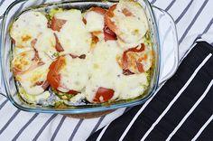 Kipfilet uit de oven met mozzarella, pesto en tomaat4