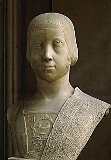 40-08-06/68 Romano,Giovanni Cristoforo. Beatrice d'Este (147...