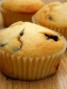 KataKonyha: Csokis-lekváros muffin