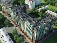 Купить квартиру в новостройке ЖК Артиллерийская - 2, Калининград