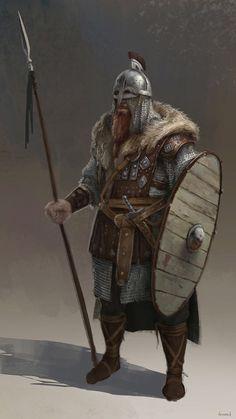 Guerrier Viking ***