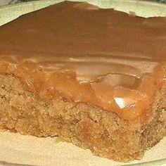 † ♥ ✞ ♥ †  Texas Peanut Butter Sheet Cake † ♥ ✞ ♥ †