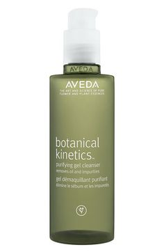 End of Day Cleanser: Aveda 'botanical kinetics™' Purifying Gel Cleanser available at #Nordstrom