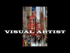 - VISUAL  ARTIST -  - JOE GANECH -