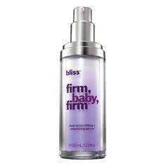 Bliss firm, baby, firm facial serum £59