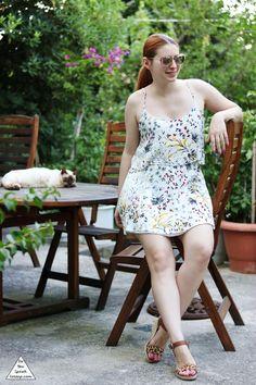 Super hot day in the garden 3- outfit - DoYouSpeakGossip.com