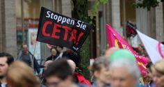 Einen Kompromiss dürfte es zwischen den beiden Regierungspartnern beim Freihandelsabkommen mit Kanada gegeben haben. Nicht anders ist zu erklären, dass sich die Union jetzt auch hinter Forderungen des SPD-Konvents stellt. Wie es scheint hat man TTIP verhindern können, aber Ceta boxen sie durch, ob es uns gefällt oder nicht.