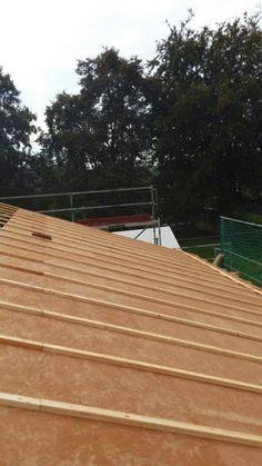 MCB Holhausbau - Das Massivholzhaus ist Regensicher! NUR HOLZ Vollholzhaus Montage Niederkrüchten - Bauplanung gerne mit unserem Holzhaus Architekten Team - http://www.zimmerei-massivholzbau.de