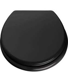 ColourMatch Toilet Seat - Jet Black. 833/0851 13.99 reduced from 15.99