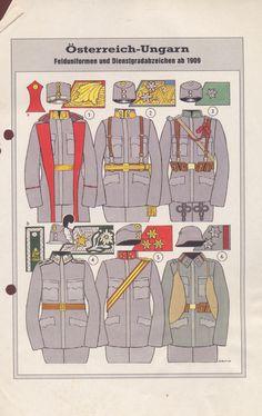 KuK Uniformen 1