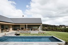 Ceres House by Dan Gayfer Design - Architecture Shaping Everyday Lives - The Local Project New Zealand Architecture, Australian Architecture, Residential Architecture, Contemporary Architecture, Interior Architecture, Triangle House, Brighton Houses, Gable House, Vic Australia