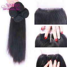 $40.80 (Buy here: https://alitems.com/g/1e8d114494ebda23ff8b16525dc3e8/?i=5&ulp=https%3A%2F%2Fwww.aliexpress.com%2Fitem%2FFree-shipping-can-be-full-head-4-pcs-lot-Brazilian-silky-straight-hair-weave-bundles-with%2F1817036563.html ) Brazilian Virgin Hair With Closure 4 pcs Human Hair Bundles With Lace Closures Unprocessed Brazilian Straight Hair With Closure for just $40.80