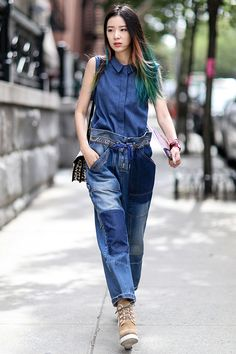 Style File:韓國模特兒 Irene Kim | Popbee - 線上時尚生活雜誌