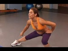 Jillian Michaels Lean Legs Workout is designed to build strength and sculpt toned, sexy legs through a series of exercises using squats and lunges.