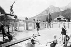 1000 Images About Historic Photos In Lake Louise On Pinterest Lakes Lake Louise Banff And