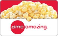 Get a $50 AMC Theatres Gift Card for only $40 - Email delivery