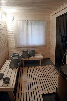 Parolan Asema: Sauna