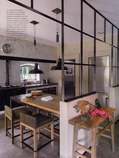 VINTAGE & CHIC: decoración vintage para tu casa [] vintage home decor: ¡Oído cocina! [] Inspiration: kitchens