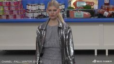 Chanel Fall/Winter 2014-15 | From the Runway at Paris Fashion Week | Full show video available on ReelFashion.TV