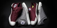 You guys, Converse Is Rolling Out the Chuck IIs in New Fall Colors on October 1!