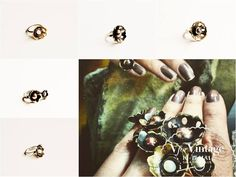 Flori, bijuterii sau mai simplu - Utopic Art, expune la V for Vintage FIESTA/ V for Vintage/ vforvintage.ro