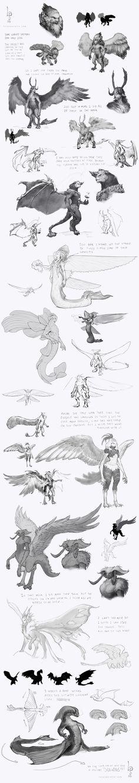 ArtStation - Concept Sketches, Lucas Parolin
