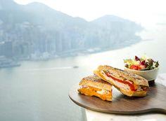 Café 100 Ritz-Carlton Hong Kong