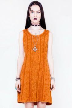 Orange You Glad Mini Dress - XS/S