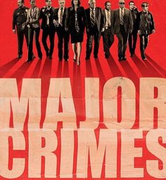 It's going down for real #majorcrimes I'm on a phone calling all fans #SameNight #NewTime #Mondays9PM by jonathandelarco