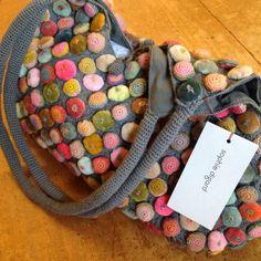l'uccello: Hooray! Nuove sciarpe e accessori Sophie Digard ....