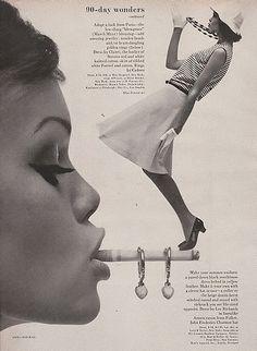 mademoiselle 1960. ♥
