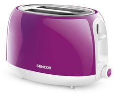 SNCR 2 Slice Electric Toaster. When a #purple #kitchen needs purple accessories, then why not a purple #toaster. #kitchens #funkthishouse #affiliatelink
