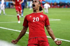 FIFA World Cup 2018: Poulsen Winner for Denmark Ruins Peru's World Cup Return