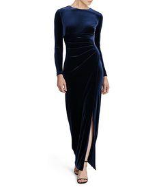 16585a2858dd Dillards.com · Formal GownsFormal Evening DressesEvening GownsGowns Online Velvet ...
