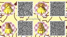 Mayor of Many Towns — Anonymous design request for a Pompompurin version. Source by iamprissi kawaii Dream Code, Motif Acnl, Happy Home Designer, Motifs Animal, Animal Crossing Qr Codes Clothes, New Leaf, My Animal, Sanrio, Animals