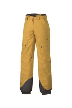 There's a resaon the Robella HS is one of Mammut's best selling pant. These pants will take whatever you can manage to throw at them and more First to last chair, Mammut's Robella HS pants are your resort pants to give you a full day of carving.