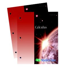 Calculus: Derivatives, integrals, calculus applications, differential equations, and more