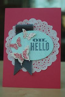 Julie's Japes - An Independent Stampin' Up! Demonstrator in the UK: Spring/Summer Sneak Peek!!