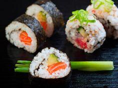 Maki Sushi med SALMA
