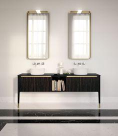 art by puntotre #bathroom #arredobagno #artdeco #design #homestyle ... - Arredo Bagno Bologna