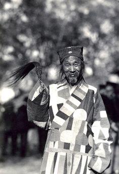 #Daoist priest, 1910 #China