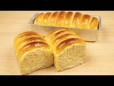 Pão que Já Sai do Forno Fatiado, Super Fofinho e Delicioso! - YouTube Bread Recipes, Cooking Recipes, Bread Rolls, Chocolate, Delish, Oven, Food And Drink, Pizza, Sweet