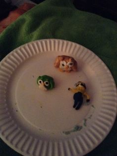 My clay creations