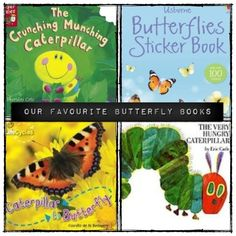 Books about butterflies for children: plus first hand experiences with caterpillars Summer Preschool Activities, Toddler Preschool, Book Activities, Insect Activities, Preschool Books, Childrens Books, Childrens Yoga, Kid Books, Butterfly Books
