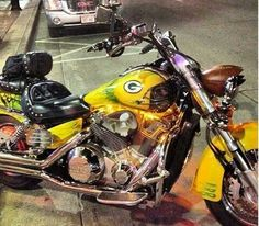 GB motorcycle